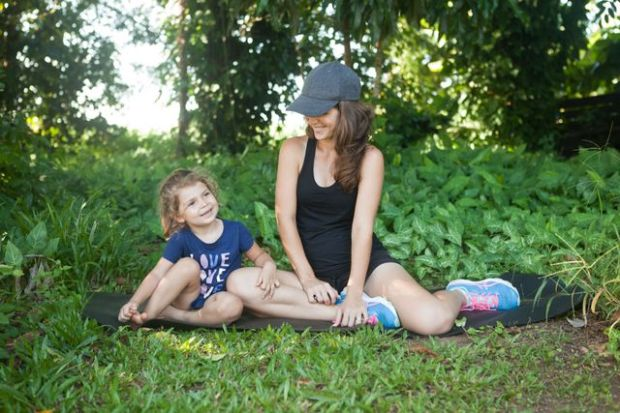 the healthie mum project