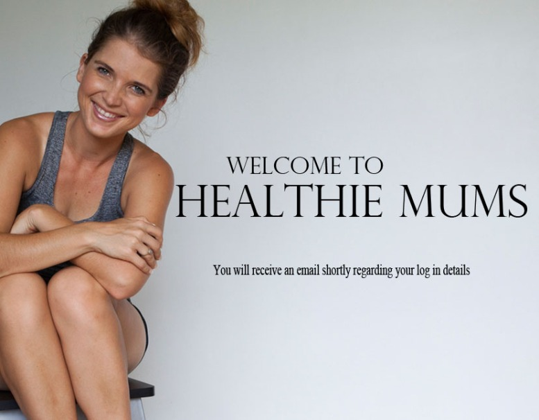 Welcome to Healthie Mums